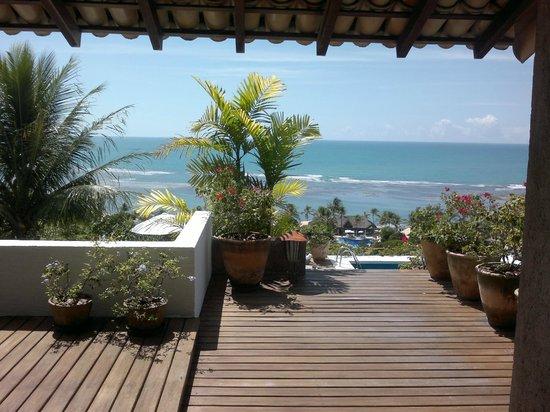 Maitei Hotel: vista do quarto frente mar