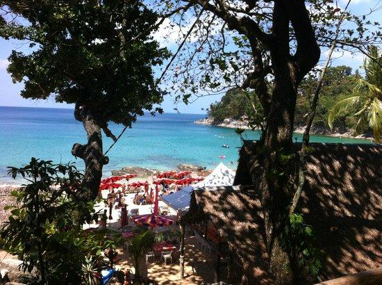 Laem Sing Beach (vu de la descente)