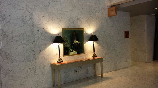 Hotel Nikko San Francisco: Detalle del lobby