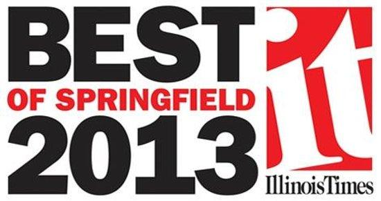 Mariah's Steakhouse & Pasta: WON best of Springfield 2013!