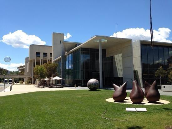 Galería Nacional de Australia: National Gallery, Canberra