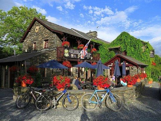 Watermill Inn & Brewing Co. : A picture book brew pub