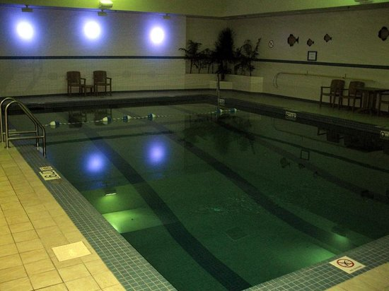 Crowne Plaza Moncton Downtown : Pool - Crowne Plaza Moncton