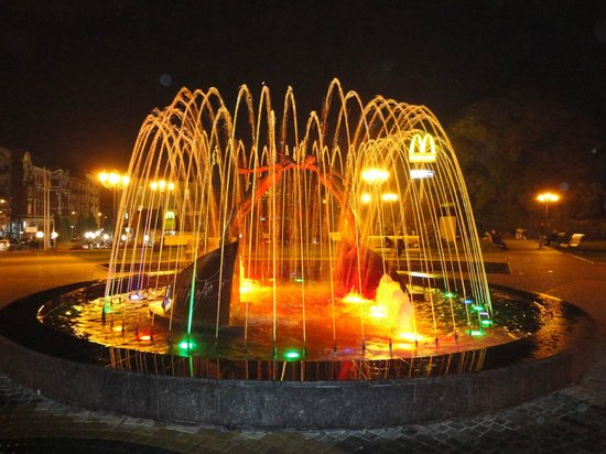 Lovers Fountain