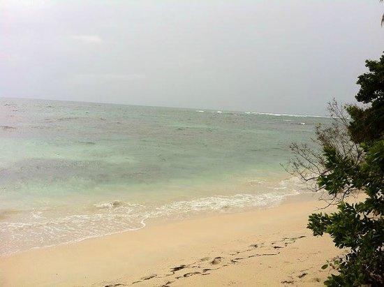 Isla Zapatillas: Paraiso