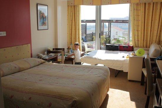 Lordos Beach Hotel: Mini Suite