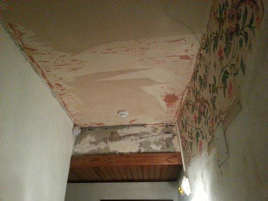Hotel De La Poste : plafond