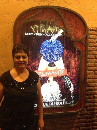 Zumanity - Cirque du Soleil : ZUMANITY