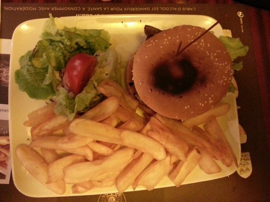 Hamburger a cheval excellent photo de au bureau arras tripadvisor