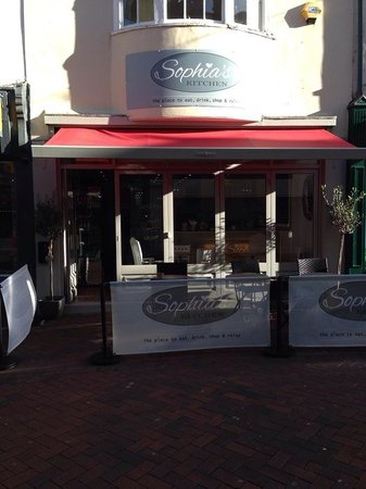 Sophia S Kitchen St Mary S Street Weymouth Picture Of Sophia S Kitchen Weymouth Tripadvisor