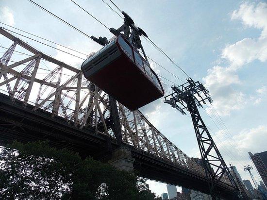 Bondinho da Queensboro Bridge