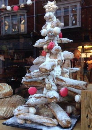 Le Petit Prince Patisserie: Xmas has arrived tastefully at Petit Prince