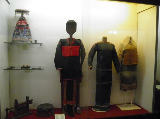Historisches Museum: Museo della storia del Vietnam - interno