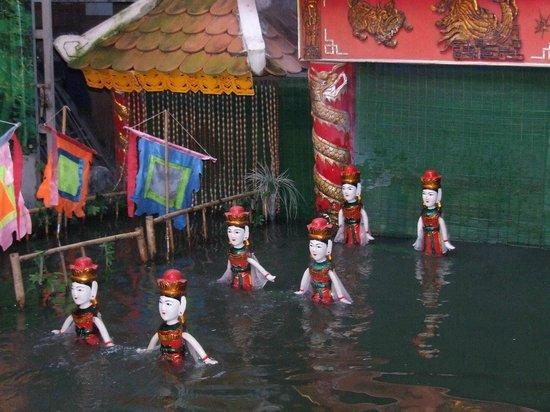 Historisches Museum: Museo della storia del Vietnam - spettacolo