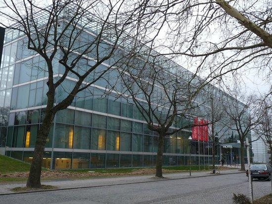 Seminaris CampusHotel Berlin: Außenansicht