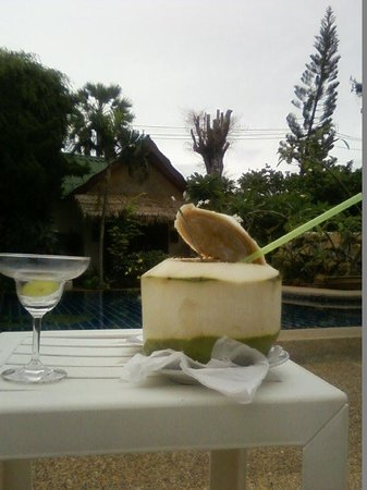 Papillon Resort : The best pina colada I've ever had!