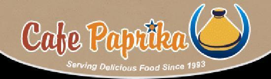 Cafe Paprika : Logo