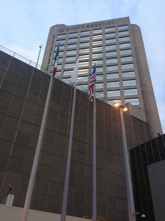Hyatt Regency Mexico City: Hotel Exterior