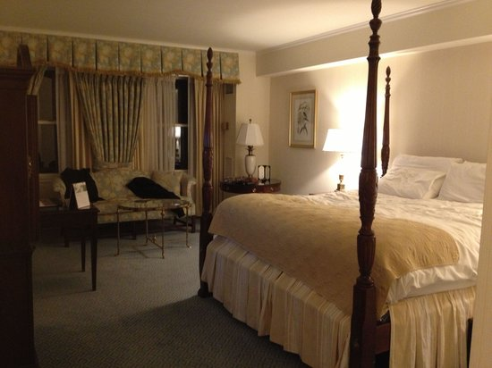 Taj Boston: Room 533