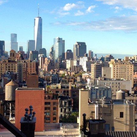 Walker Hotel Greenwich Village: Vue de la Chambre