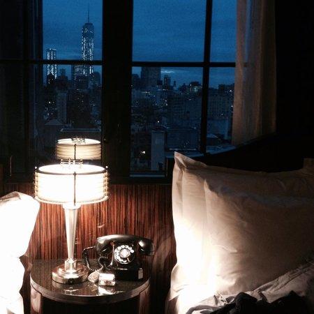 Walker Hotel Greenwich Village: Chambre avec Vue