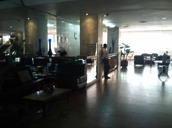 Hotel Boulevard Inn Sao Paulo: Vista interna
