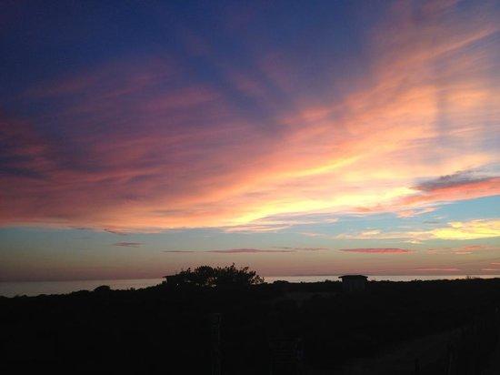 Dana Point, Kaliforniya: Trestles Sunset