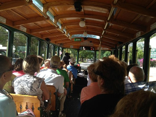 Old Town Trolley Tours Key West : Old Trolley Tour Key West