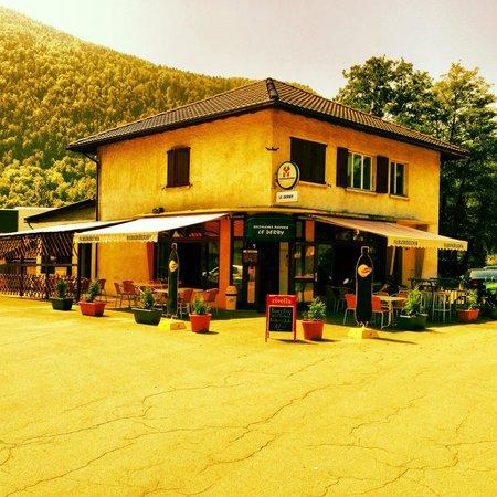 Bar Restaurant Le Derby: Bar-Restaurant Le Derby