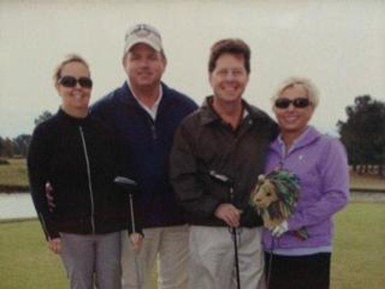 Wicked Stick Golf Links: Wicked Stick fun weekend