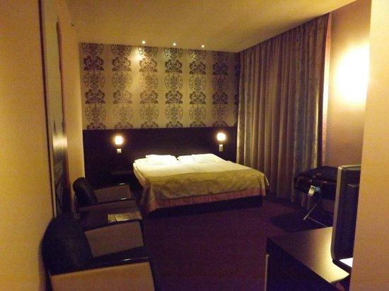Carat Boutique Hotel: la stanza