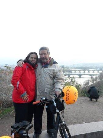 Prague By E-Bike: de viaje por Praga