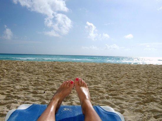 GR Solaris Cancun : Love the beach