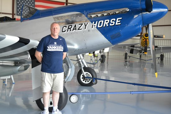 Stallion 51: Getting to know what I was going to fly.