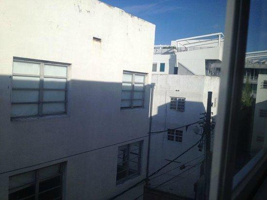 The Betsy - South Beach : Aussicht