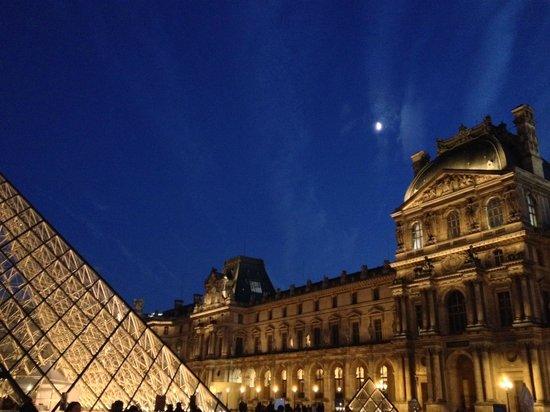 La joconde photo de mus e du louvre paris tripadvisor - Musee du louvre billet coupe file ...