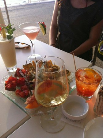 Pontile sul Mare -  Food & Drink - Nuova Gestione : Aperitivo estivo!