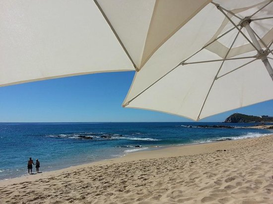 Sheraton Grand Los Cabos Hacienda Del Mar: The view....