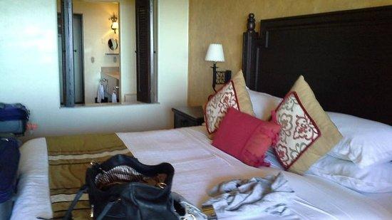 Sheraton Grand Los Cabos Hacienda del Mar: Our room