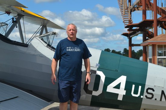 Waldo Wright's Flying Service : Just landed,it,s always a great time at Waldo Wrights.Big thanks to Rob Lock.