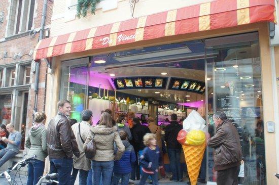 Gelateria Da Vinci: Delicious ice cream