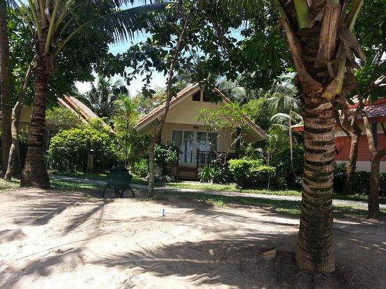 Koh Chang Paradise Resort & Spa: bungalow