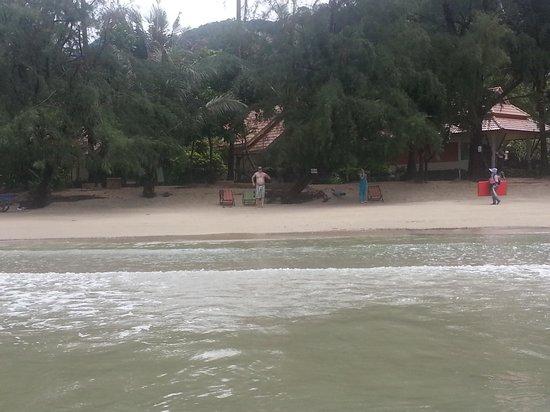 Koh Chang Paradise Resort & Spa : meer