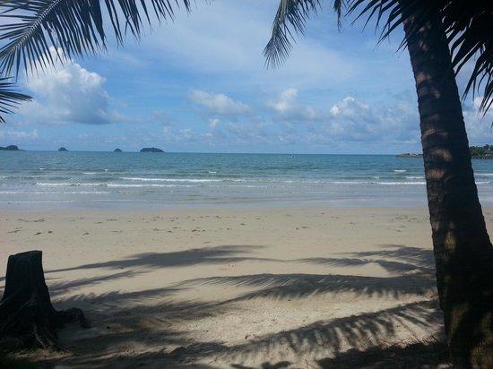 Koh Chang Paradise Resort & Spa : sonnig