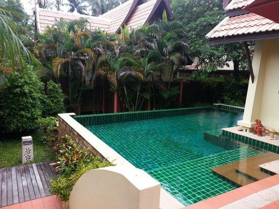 Koh Chang Paradise Resort & Spa: deluxe villa