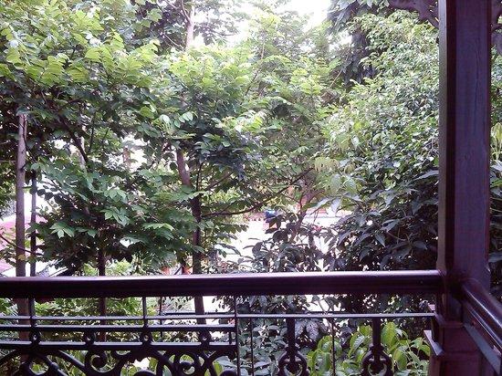 Mayfair Spa Resort & Casino: view from balcony