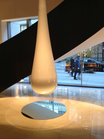 Langham Place, New York, Fifth Avenue: Hotel-Lobby