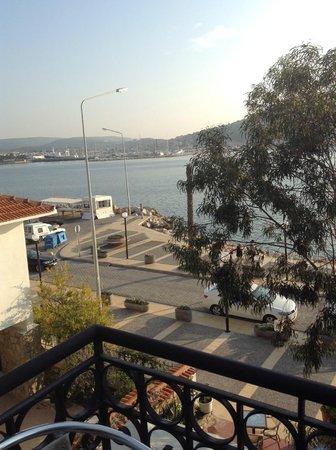Melisa Hotel : View