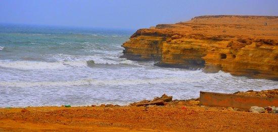 Laayoune-Boujdour-Sakia El Hamra Region, Maroko: Vue de la chambre