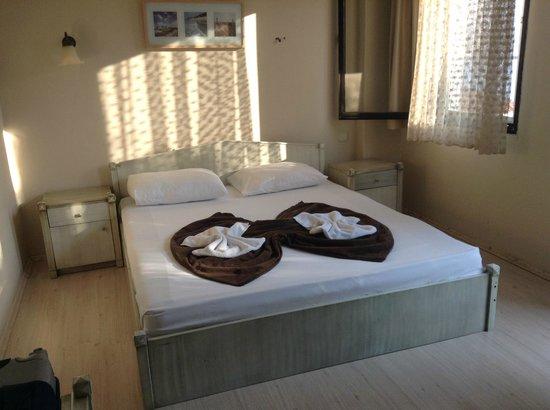 Melisa Hotel : DOUBLE BED